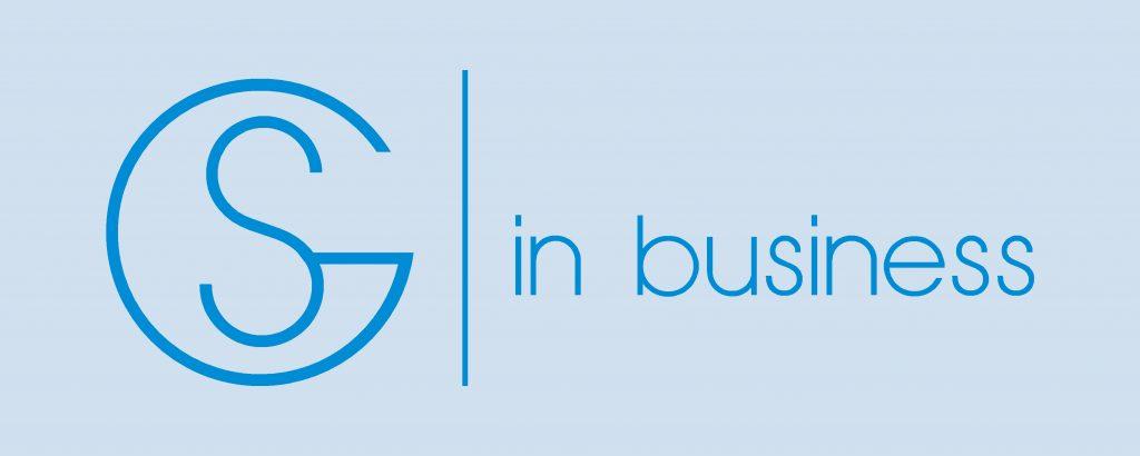 logo - blauw op blauwe achtergrond